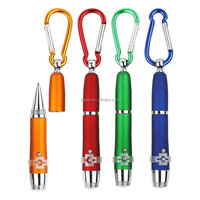 Laser pen with key chain easy to carry factory manufacture