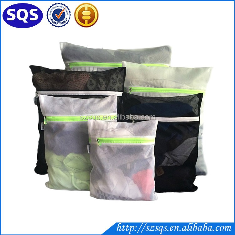 Premium Quality 6 Mesh Lingerie Bags for Laundry Perfect to protect Bras in Washing Machine & Dryer