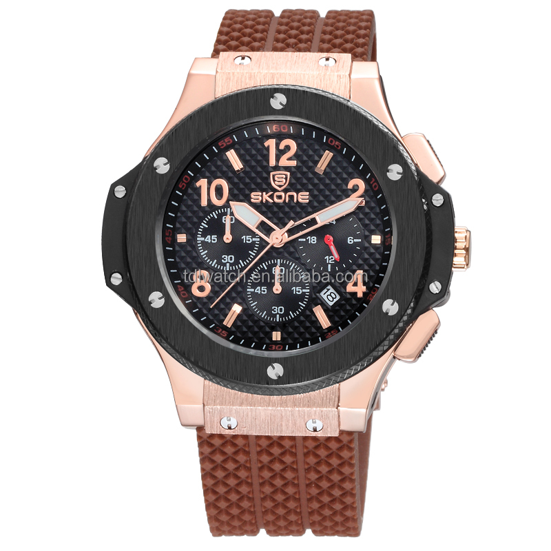 Watches famous brand watches geneva watch japan movt water resistant