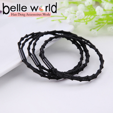 Goody elasticity wave design hair holder rope accessory