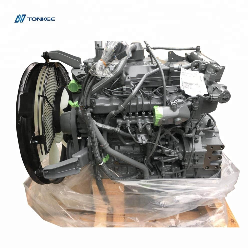 4HK1 new diesel engine assy ZX200-3 complete engine assy ZX210-3 ZX240-3 brand new engine assembly