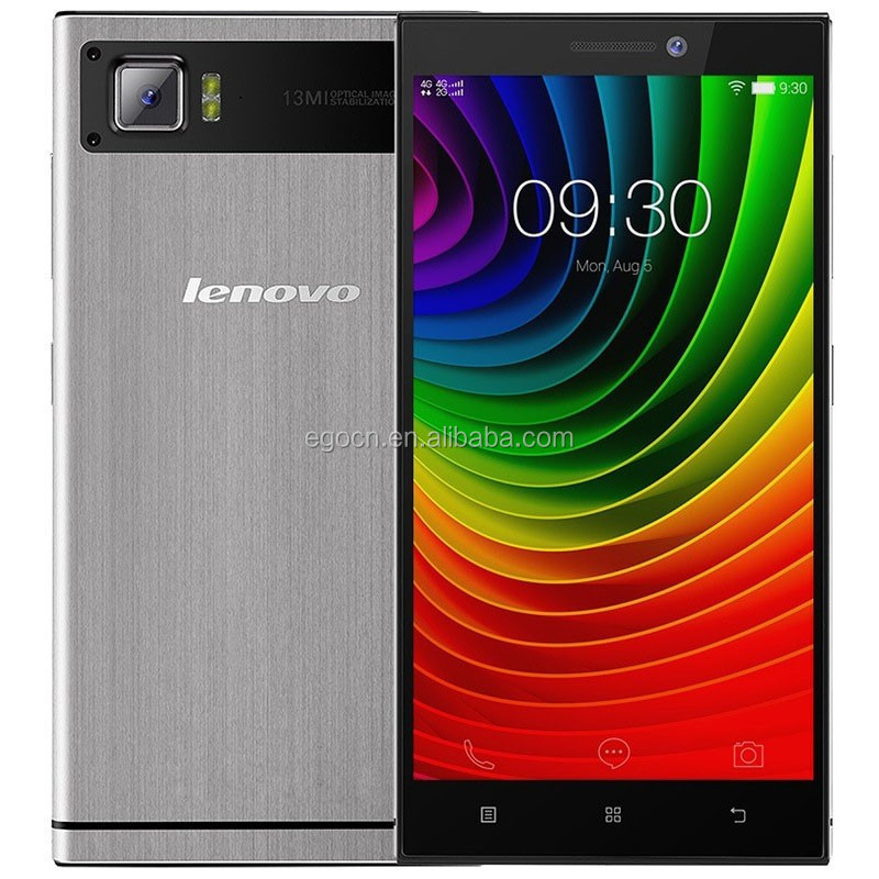 Wholesale Original Lenovo Vibe Z2 Mobile Phone 5.5 Inch IPS Screen Android Dual Sim 2GB Ram 32G rom MSM8916 Quad Core LTE Phone