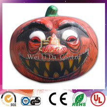 Outdoor festival decorating inflatable pumpkin balloon decoration for Halloween