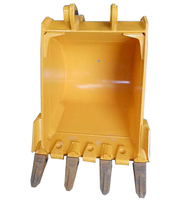 Construction Machinery Parts Top quality Mini excavator standard bucket for ground engaging tool