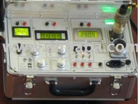 LOKOMOTYF BALISE TEST EQUIPMENT