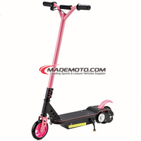 120W brushed portable folding electric scooter