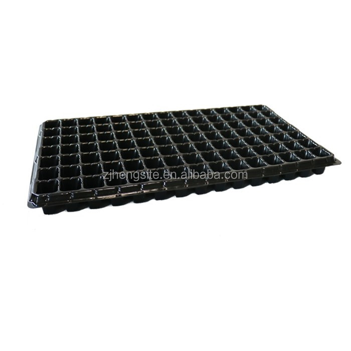 PS Material Hydroponics plant growing system seed tray