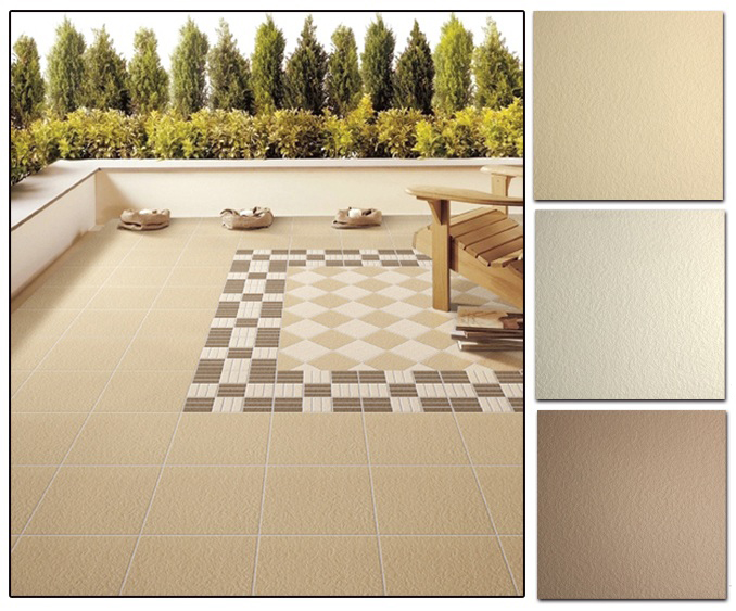 Worldwide Delivery Iso Quality Courtyard Tile Wholesale Manufacturer In China