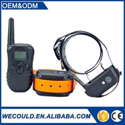 Special No Bark Control with Charger WT738N 300 meter remote dog training collar