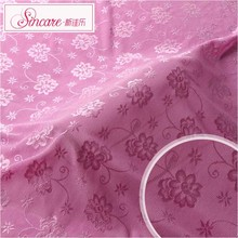 Design Cheap Floral Soft Asian Lace Fabric
