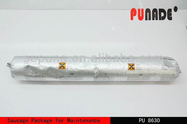 High quality Excellent polyurethane pu adhesive for windshield glazing facotry