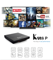 1g/8g Km8p Android 7.0 Amlogic S912 Octa Core Tv Box 4k Ultra Hd Vp9 3d Wifi Airplay Miracast Dlna Set-top Box With Remote Contr