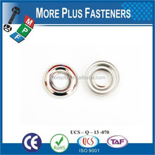 Made in Taiwan High Quality Safety Washers Spoke Nipple Washer Stainless Steel Dome Washer