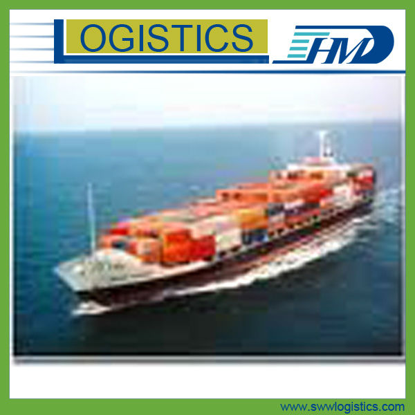 FCL LCL sea freight forwarder door to door delivery service from china to Antwerpen