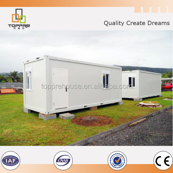 China Modular Homes luxury prefabricated flatpack container houses