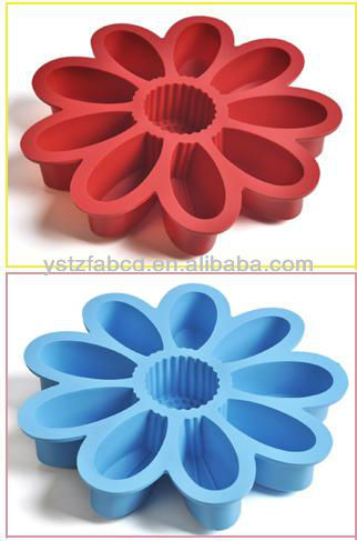 2013 New arrival Latus Silicone bakery cake mould