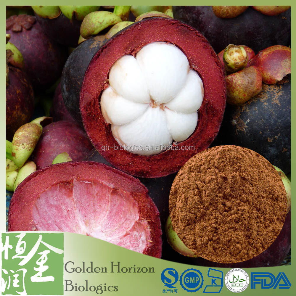 Powder Form and Fruit Part Mangosteen Fruit Extract Powder