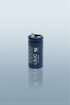 380F / 2. 5V(EDLC) LS Ultra Capacitor-PC Series