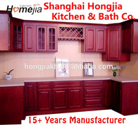 Professional 15+ years Kitchen Cabinet Manufacturer in China