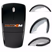 Corporate Gift Custom Logo Folding Foldable Wireless Mouse