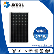 cheap solar energy 270w mono solar panel from china