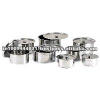 Cooking Pot With Stainless Steel Lid
