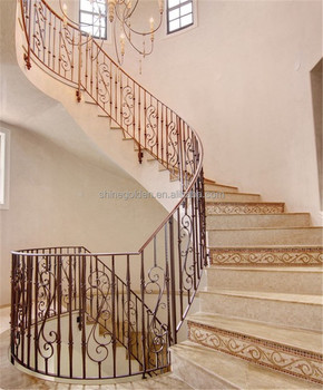 Decorative Interior Security Staircase SG-15H003