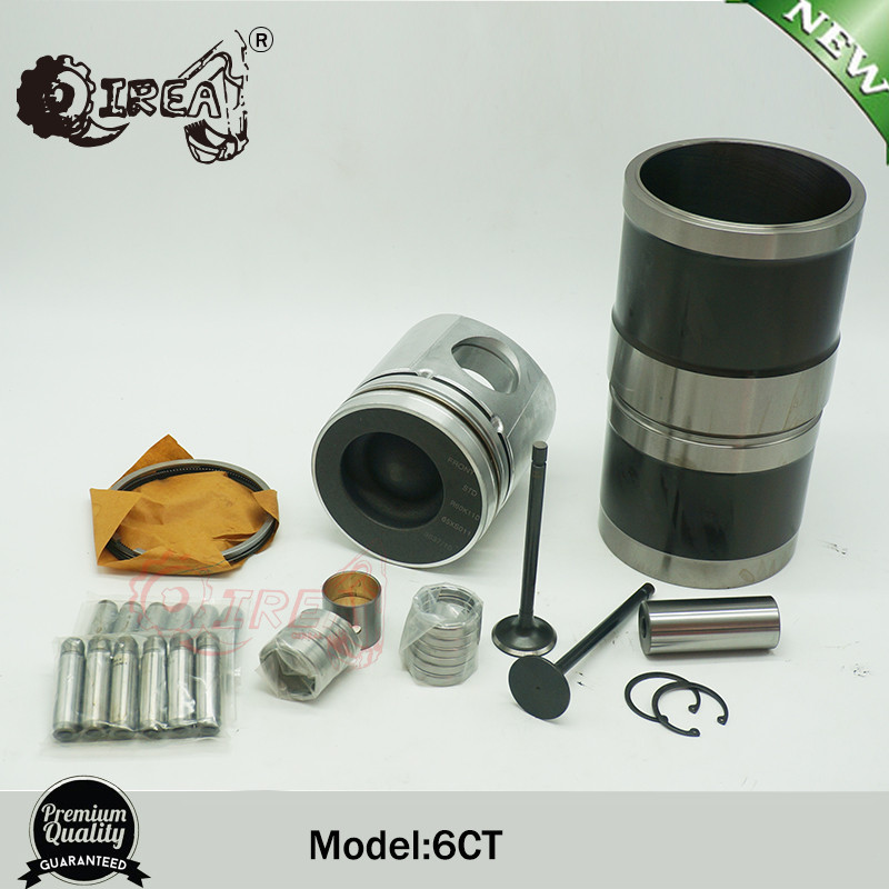 6CT/6BT diesel engine Piston,engine piston 260HP 6743-31-2110 piston kit
