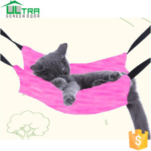 Cat Hammock Hanging bed Soft Pet nest for Crate, Cage or Chair