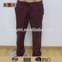 2015 casual trousers supplier