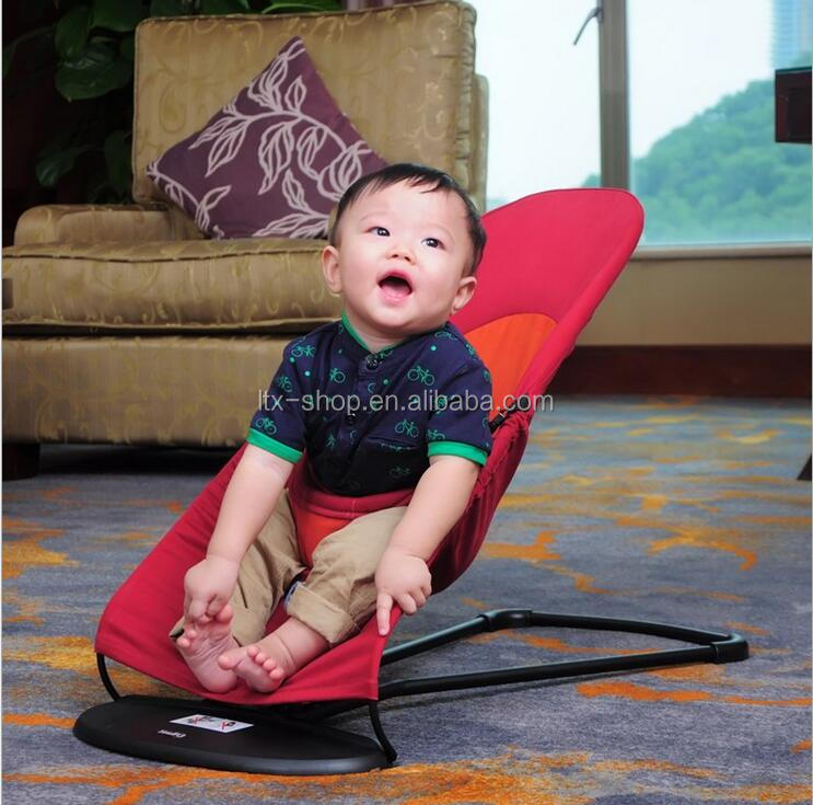Most Popular Baby Balance Chair Mother Free Hand 0-2 years old Baby Chair Automatic Balance Rocking Chair