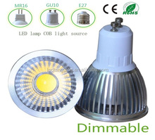 MR16 GU10 Led Spotlight, 5W 7W GU5.3 base 12v 240v TUV GS 99.8% Compatible with all electronic transformer