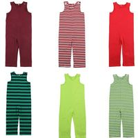 2016 latest design 0-5t baby cotton American market baby onesie romper wholesale baby Longalls