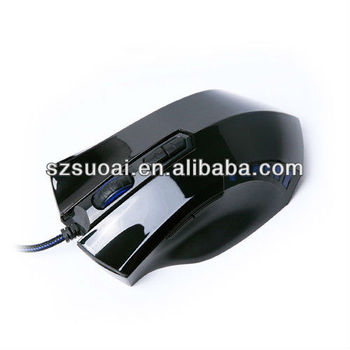 new usb ergonomic mouse, computer hardware or accessory