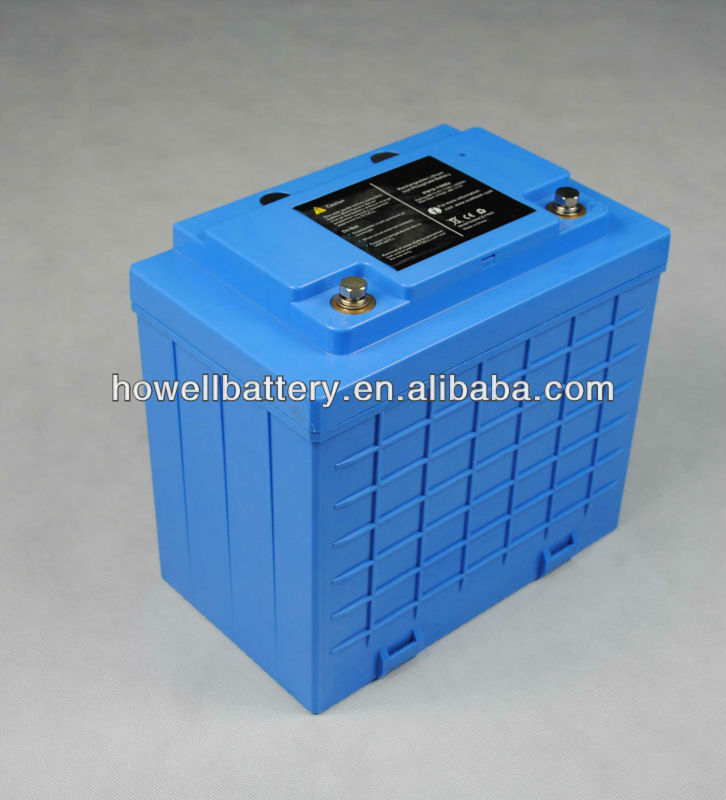 12V 40Ah lithium ion car battery sale