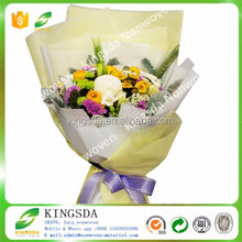 pp nonwoven fabric material for flower wrapping