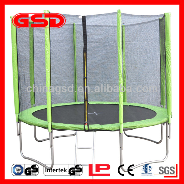 GSD outdoor gymnastic trampoline 14FT in Europe
