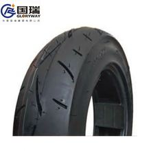 airless motorcycle tube and tire of China 3.50-10