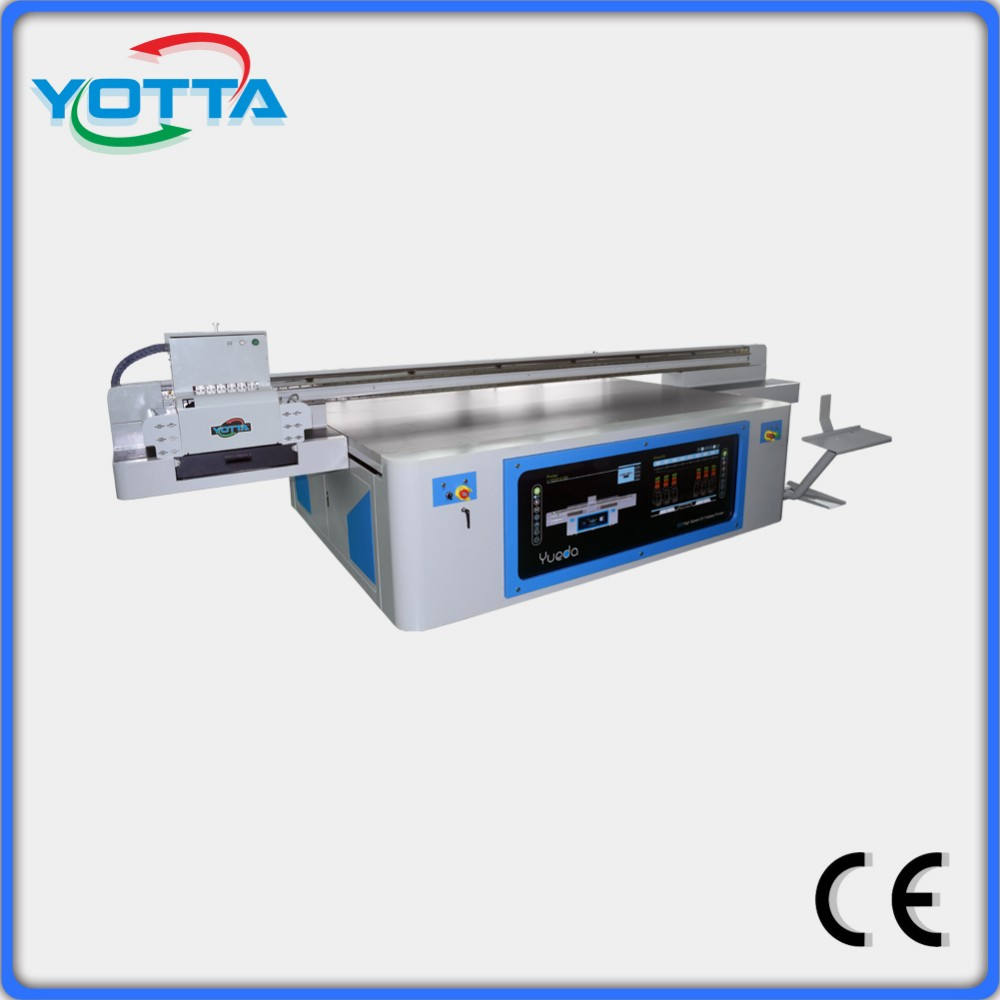 multi-color inkjet led wood printing machine price