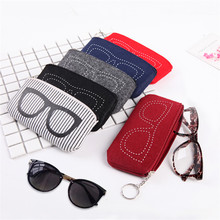 sunglasses case custom logo