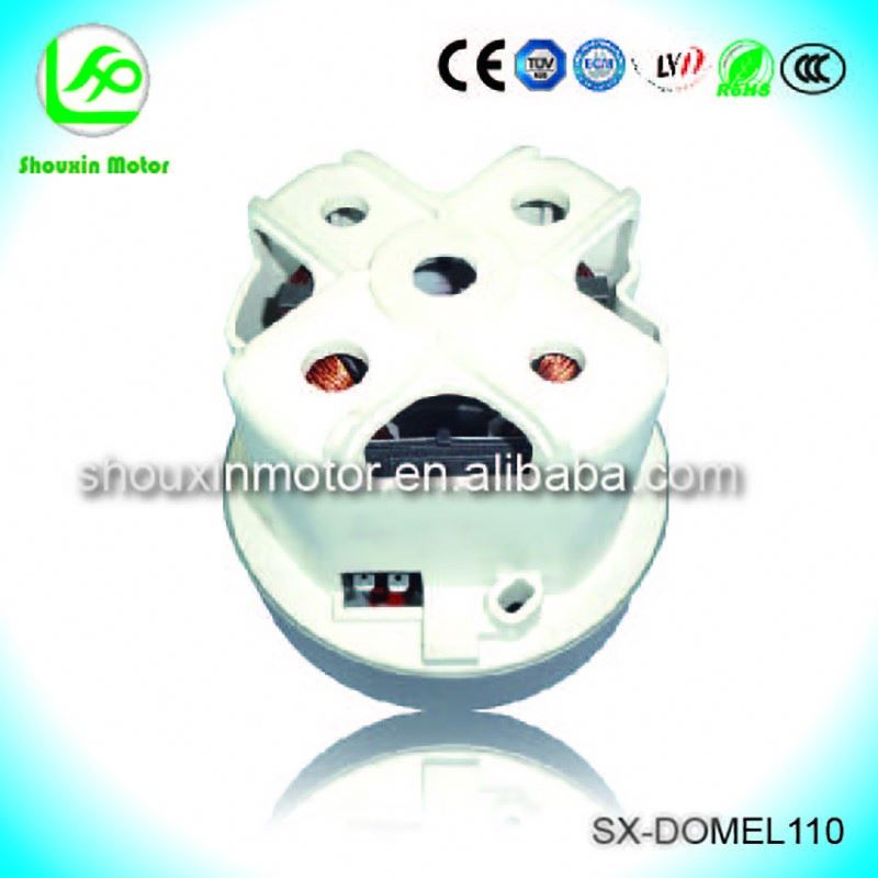 New Types ac electric car motor