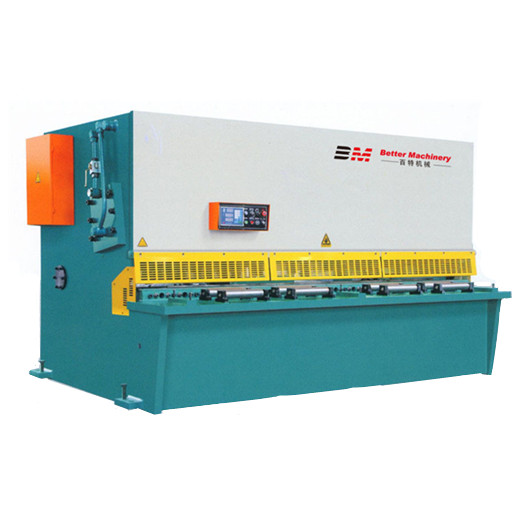 High working efficient QC12Y series metal plate cutting tools