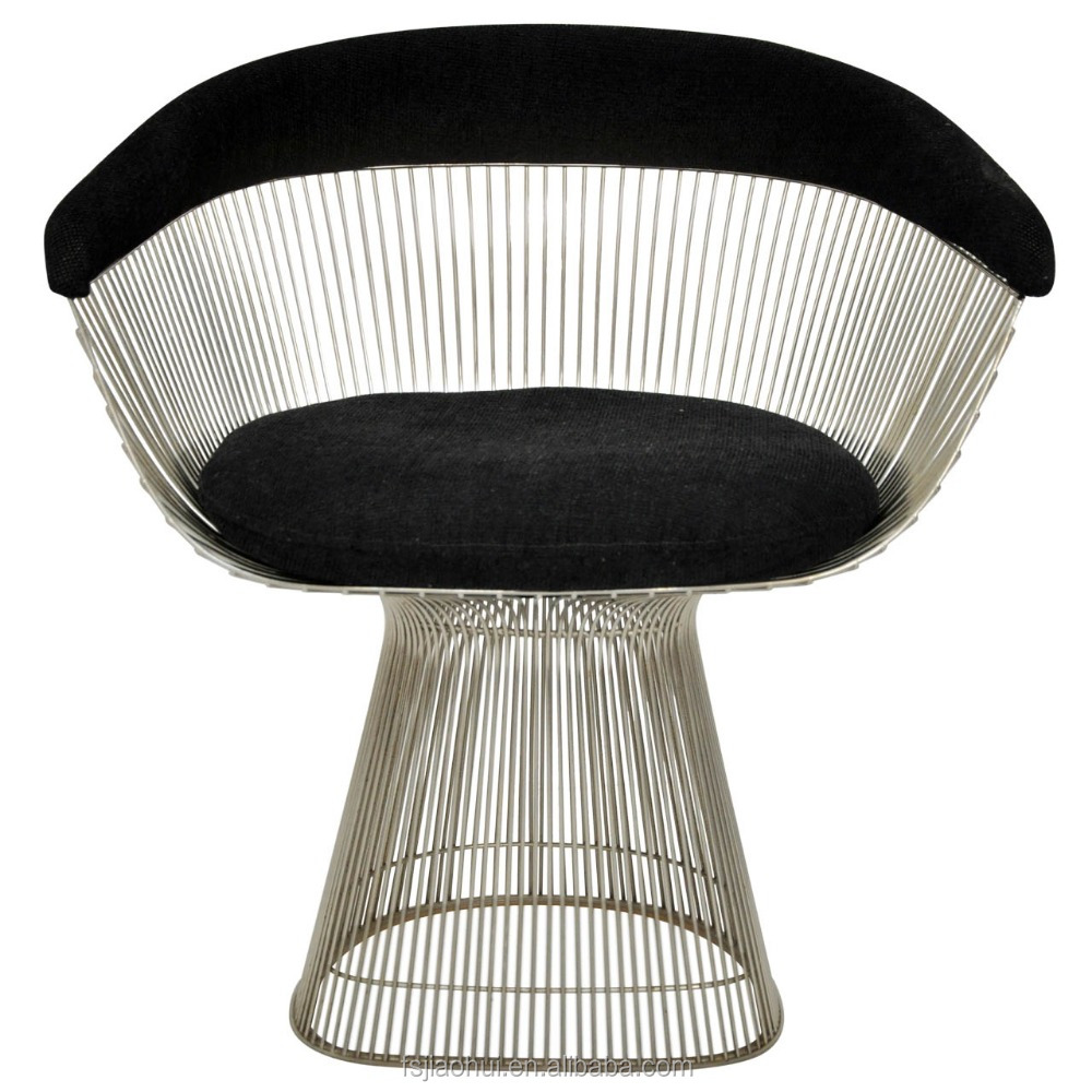 Platner Chair replica knoll platner armchair wire chair restaurant chair for