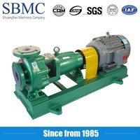 Multi-fuction ISO standard liquid ammonia pump
