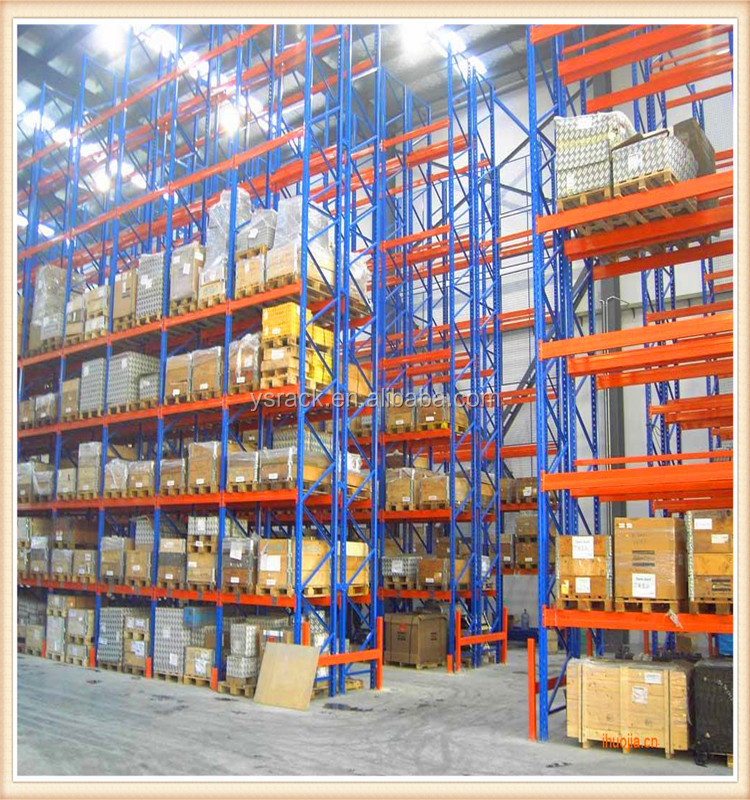 Automatic Heavy Duty Pallet Rack,Warehouse High Bay Racking System