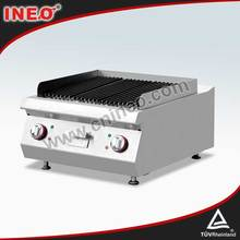 Stainless Steel Commercial Outdoor BBQ Grill/Electric Professional Grill/Round Stainless Barbecue Grill
