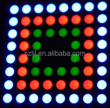 8x8 RGB LED Matrix Display 48x48x9mm
