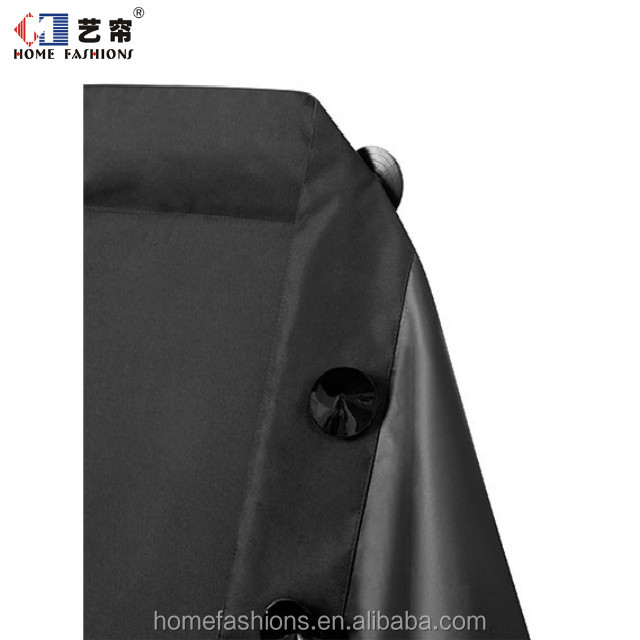Portable Suction Cup Blinds Blackout Curtain for Travel Curtain Blinds