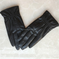 Chinese Sheepskin Leather Gloves For Men