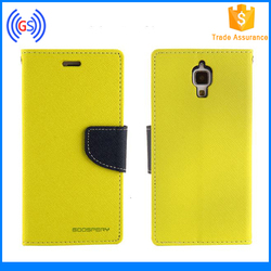 2015 New Products For Xiao Mi For Mi 4 Brand Mercury Goospery Phone Casing